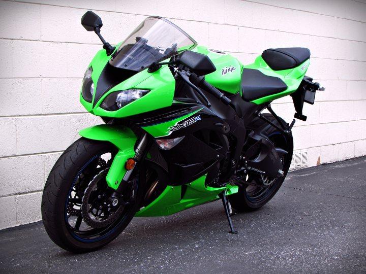 2012 Kawasaki Ninja ZX-6R For Sale • J&M Motorsports