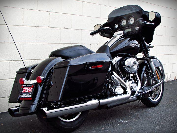 2013 Harley Davidson Flhx Street Glide Abs For Sale J Amp M