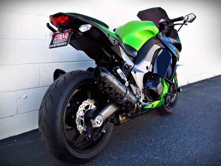 2012 Kawasaki Ninja 1000 For Sale J Amp M Motorsports