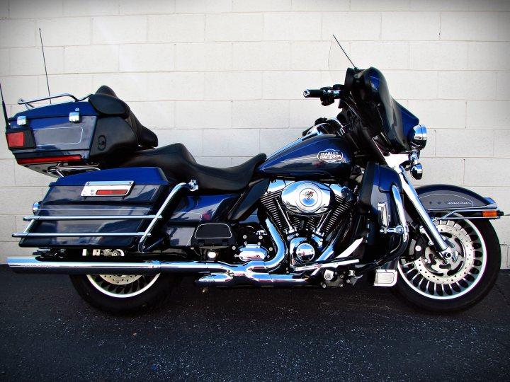 2009 Harley-Davidson FLHTCU Electra Glide Ultra Classic For Sale ...
