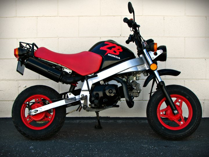 1988 Honda ZB50 For Sale • J&M Motorsports