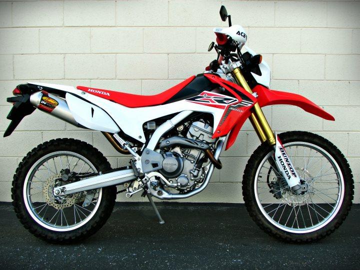 Bmw Dirt Bike >> 2015 Honda CRF250L For Sale • J&M Motorsports