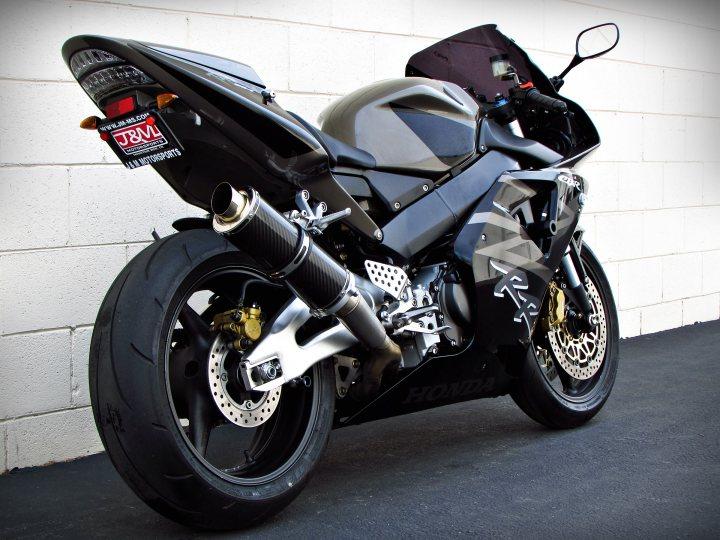 2003 Honda CBR954RR Fireblade For Sale • J&M Motorsports