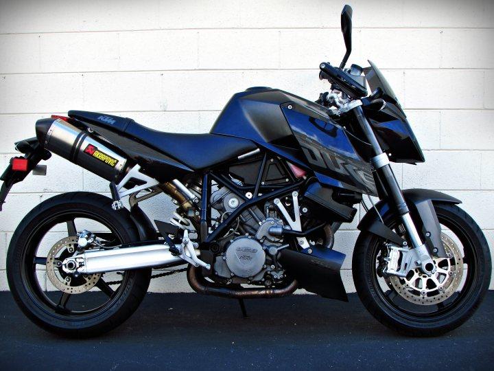 2007 ktm 990 super duke for sale • j&m motorsports