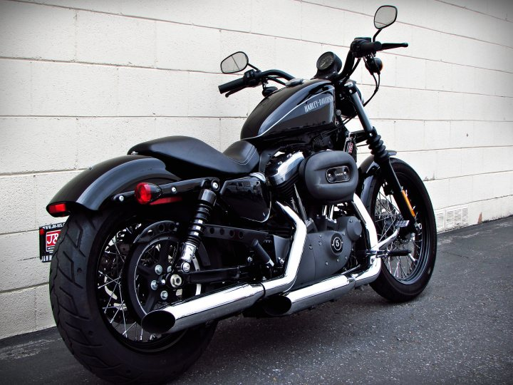 Sports Bikes For Sale >> 2011 Harley-Davidson XL1200N Sportster 1200 Nightster For Sale • J&M Motorsports