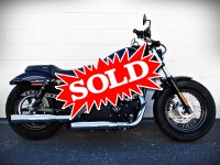2013 Harley-Davidson XL1200X Sportster Forty-Eight