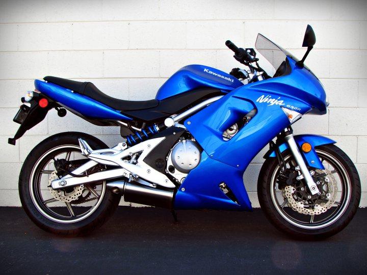 2007 Kawasaki Ninja 650R For Sale • J&M Motorsports