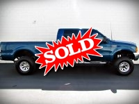 2000 Ford F250 Lariat Super Duty 7.3L Diesel V8  Long Bed