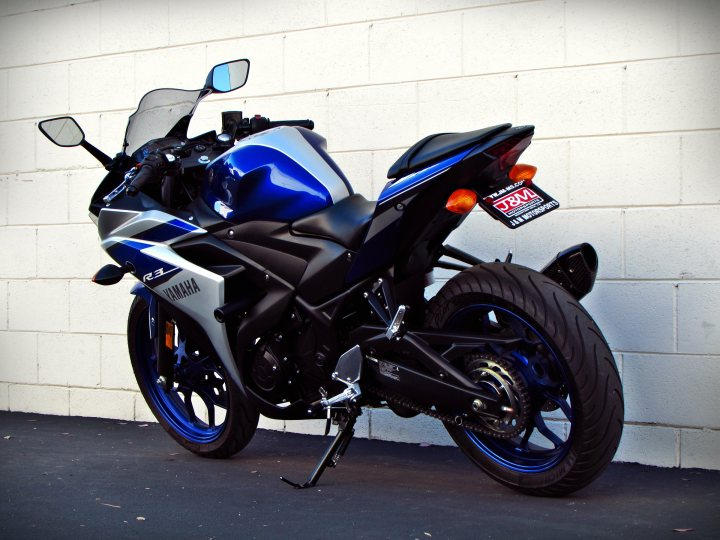 2015 yamaha yzf r3 for sale j m motorsports. Black Bedroom Furniture Sets. Home Design Ideas