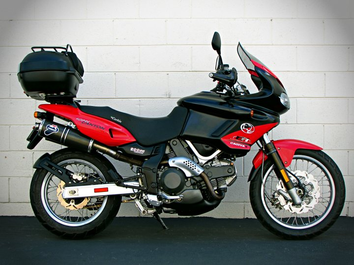 2000 Cagiva Gran Canyon 900 For Sale J M Motorsports