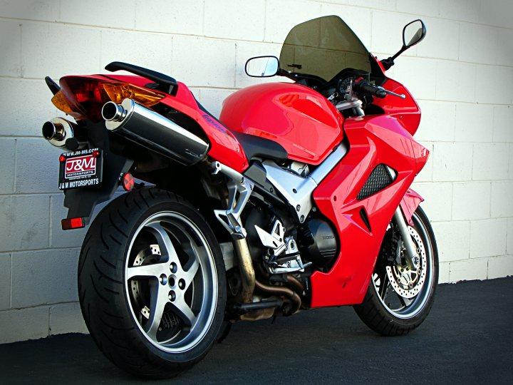 2005 Honda VFR 800 Interceptor For Sale • J&M Motorsports