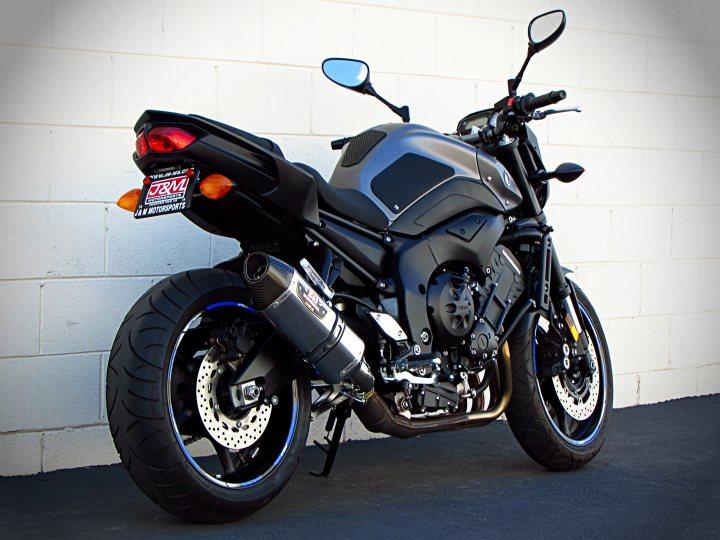 2013 yamaha fz8 for sale j m motorsports for Yamaha fz8 for sale