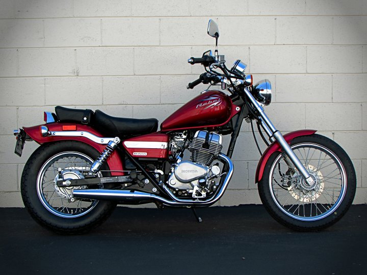 2013 honda rebel 250 for sale j m motorsports. Black Bedroom Furniture Sets. Home Design Ideas