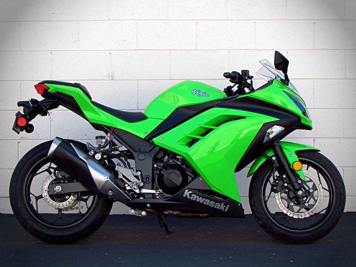 2015 Kawasaki Ninja 300 For Sale • J&M Motorsports