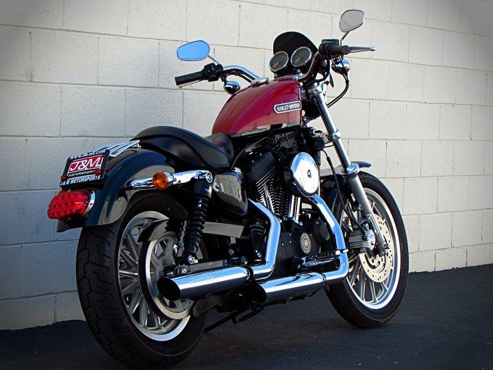2007 Harley-Davidson XL1200R Sportster Roadster 1200 For ...