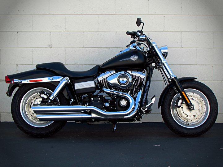 My Bmw Usa >> 2011 Harley-Davidson FXDF Dyna Fat Bob For Sale • J&M Motorsports
