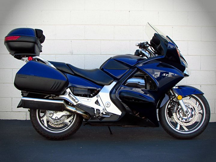 Honda Sport Touring Motorcycles For Sale