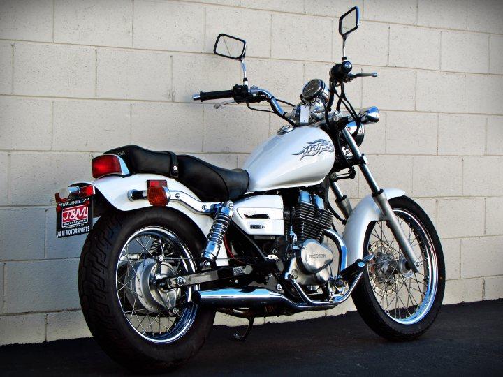 2006 Honda Rebel 250 For Sale • J&M Motorsports