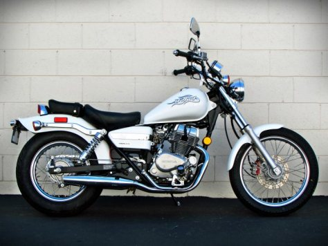 2006 Honda Rebel 250 For Sale J Amp M Motorsports
