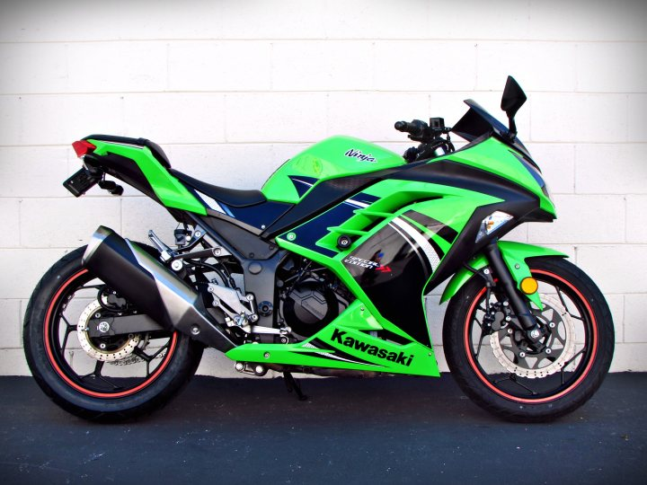 2014 kawasaki ninja 300 se for sale j m motorsports. Black Bedroom Furniture Sets. Home Design Ideas