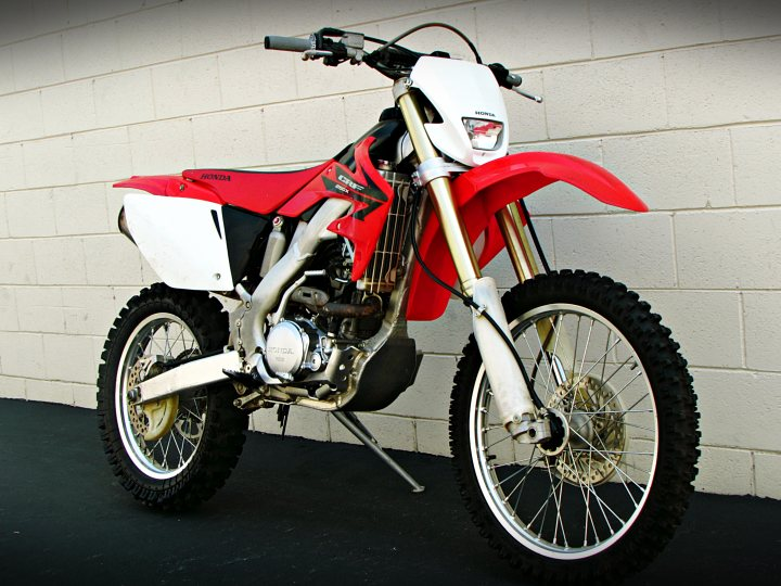 2006 honda crf250x for sale j m motorsports for Honda motor finance payoff phone number