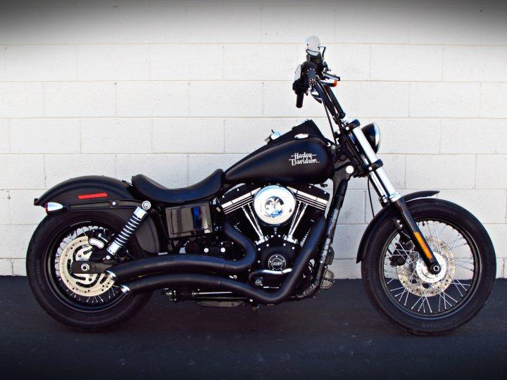 2015 Harley Davidson Fxdb Street Bob For Sale J Amp M