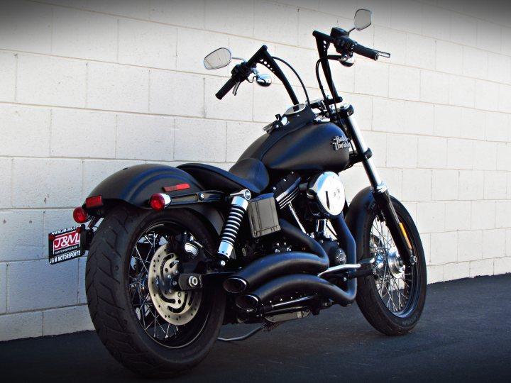 2015 Yamaha Motorcycles >> 2015 Harley-Davidson FXDB Street Bob For Sale • J&M Motorsports