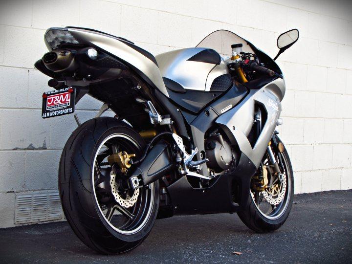 2005 Kawasaki Ninja Zx6r 636 For Sale Jm Motorsports