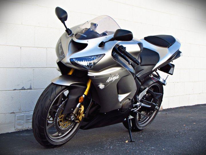 2005 Kawasaki Ninja Zx6r 636 For Sale J Amp M Motorsports