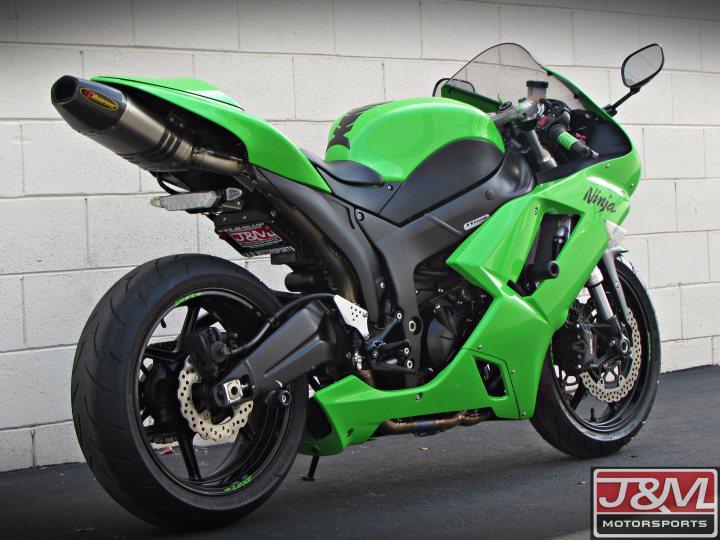 2007 Kawasaki Ninja ZX6R For Sale • J&M Motorsports