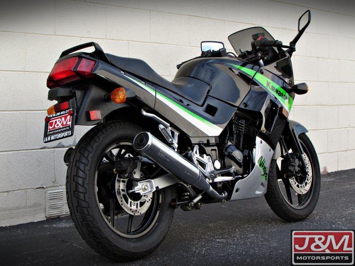 Yamaha Dual Sport >> 2005 Kawasaki Ninja 250 For Sale • J&M Motorsports