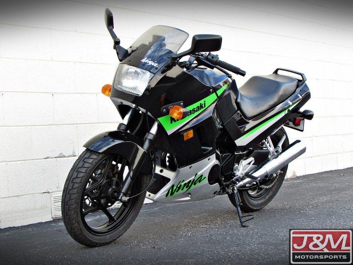 2005 Kawasaki Ninja 250 For Sale • J&M Motorsports