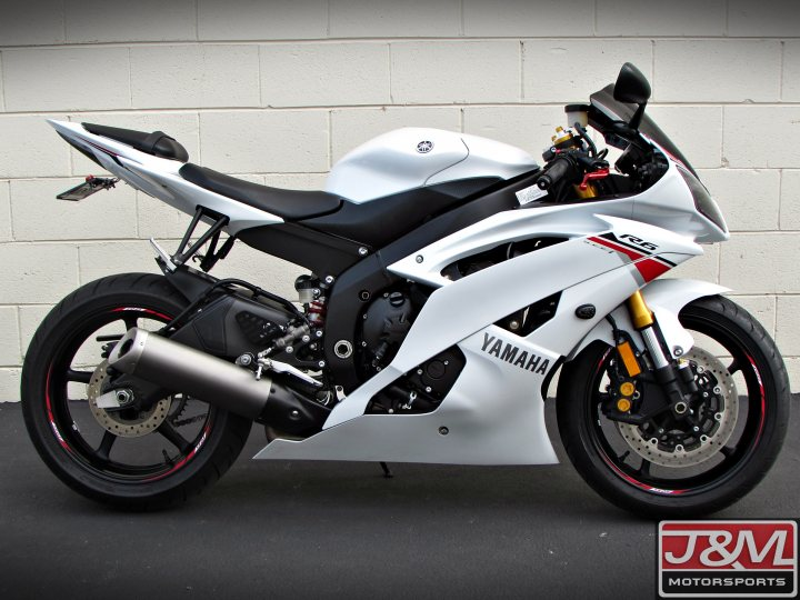 Cruiser Bikes For Sale >> 2015 Yamaha YZF R6 For Sale • J&M Motorsports
