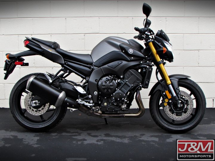 2012 Yamaha FZ8 For Sale • J&M Motorsports