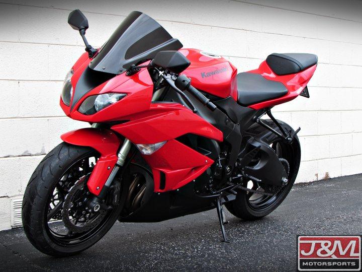 2010 Kawasaki Ninja ZX6R For Sale • J&M Motorsports