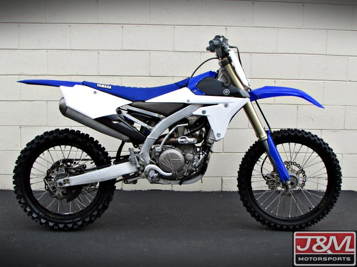2014 yamaha yz450f for sale j m motorsports for Yamaha yz450f for sale
