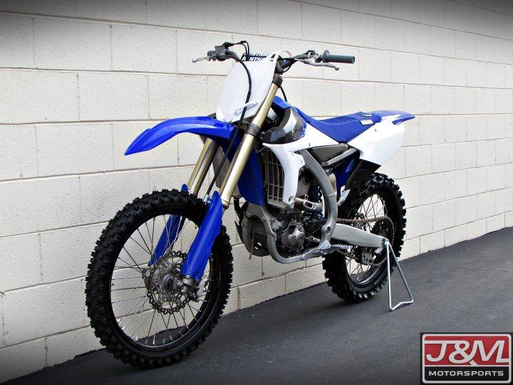 2014 Yamaha YZ450F For Sale • J&M Motorsports