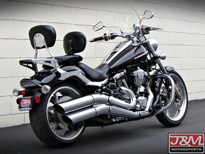 2009 Yamaha Xv1900 Raider For Sale J Amp M Motorsports