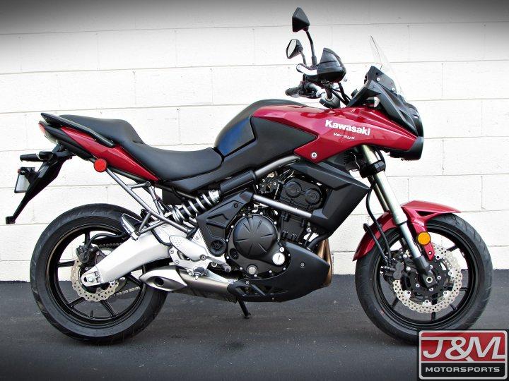 2011 Kawasaki Versys 650 For Sale J Amp M Motorsports