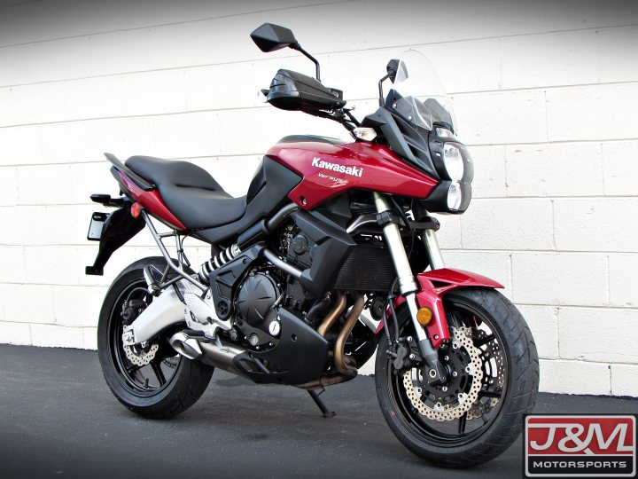 2011 Kawasaki Versys 650 For Sale J Amp M Motorsports
