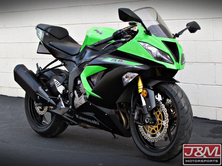 2014 Kawasaki Ninja Zx 6r 636 For Sale J Amp M Motorsports