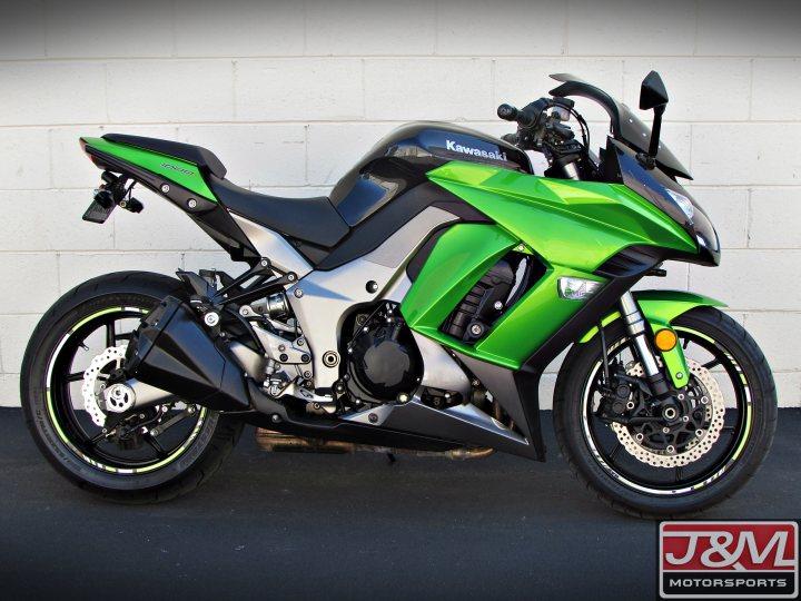 2013 Kawasaki Ninja 1000 For Sale • J&M Motorsports
