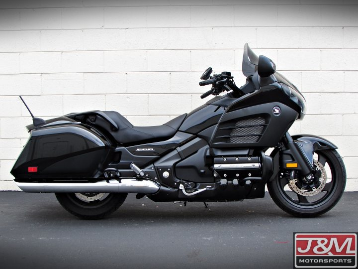 2013 honda goldwing f6b for sale j m motorsports. Black Bedroom Furniture Sets. Home Design Ideas