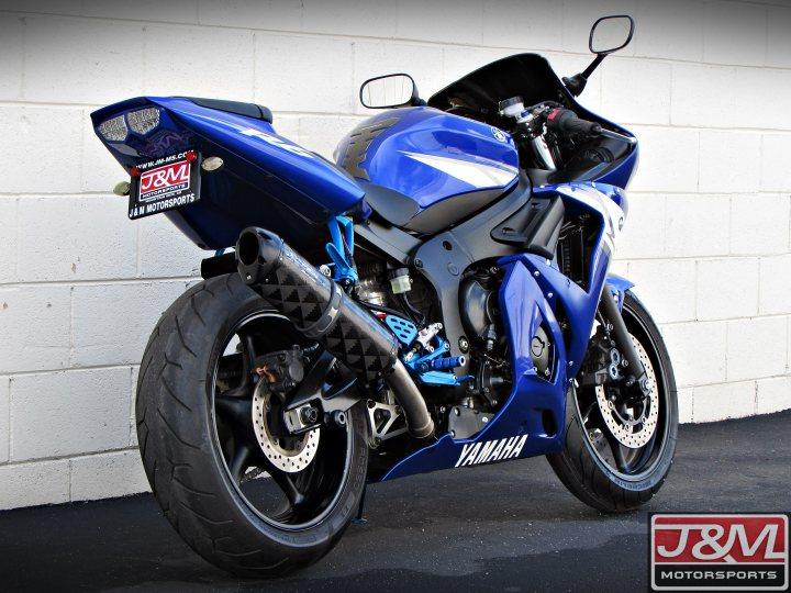 2004 Yamaha Yzf R6 For Sale J Amp M Motorsports