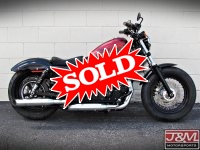 2015 Harley-Davidson XL 1200X Sportster Forty-Eight