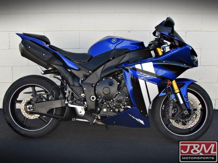 2012 Yamaha Yzf R1 For Sale J Amp M Motorsports