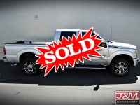 2013 Ford F350 Lariat Super Duty Power Stroke 6.7L Platinum