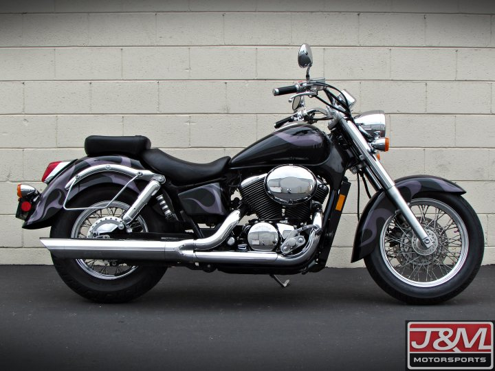 2000 Honda Shadow 750 For Sale J Amp M Motorsports