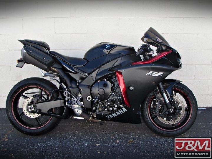 2009 Yamaha YZF R1 For Sale • J&M Motorsports