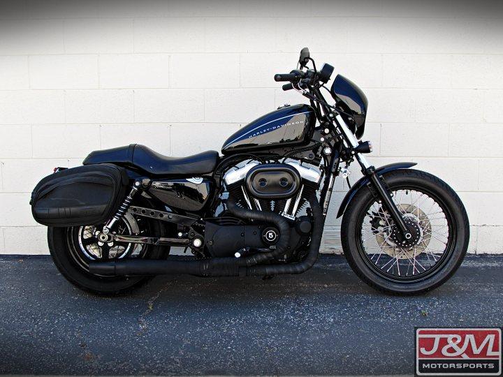 2009 Harley-Davidson XL1200N Sportster Nightster For Sale ...